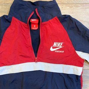 Nike Sportswear Youth Pullover Windbreaker Med